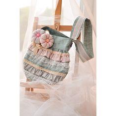Детская летняя сумочка / Фотофорум / Burda Style
