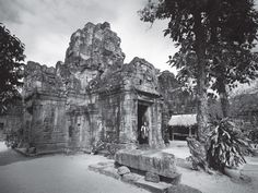 Cambodia's Undiscovered Temples:  The Temples that Time Forgot:  Ta Prohm, Prasat Neang Khmau, Phnom Chisor, Phnom Bayong