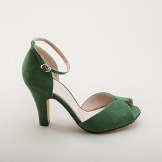 Lola 1940s Ankle Str