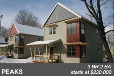 Peaks -Bright Built - Needs mudroom, pantry. Maybe get plans and have a MN or WI manufacturer.