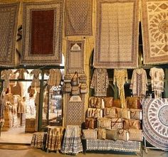 Perimeter security and electric fencing expert finds 'Persian carpets' on his travels.