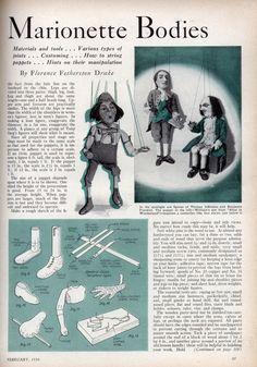 The Art of Making Lifelike Marionette Bodies 2