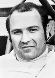 Peter #Sauber: For 40 years, he is now doing business with the fast cars.  Previously - for a short time - he has chased the cars themselves around the curves.  As pictured here in 1970, when he won the Swiss championship title at the sports car.