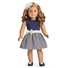 American Girl® Clothing: Pet Show Outfit for Dolls + Charm            I WANT THIS BECAUSE I NEED MORE CLOTHES