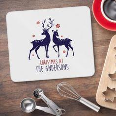 Loving Reindeers Placemat