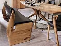 mesa extensible rectangular de roble colección v-alpin by voglauer, Esszimmer dekoo