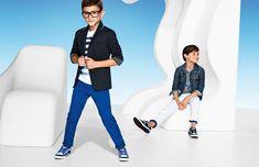 Moda infantil Hugo Boss niños, verano 2014