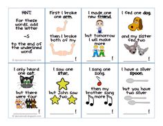 Grammar: Regular Plural Noun Flash Cards (Set 1) - pinned by @PediaStaff – Please Visit ht.ly/63sNtfor all our pediatric therapy pins