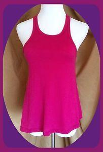 Anthroplogie Pink Tank Top by Free People Size XS | eBay