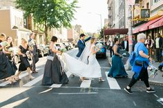 New York City wedding parade, #boldlychicevents
