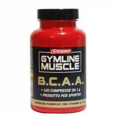 ENERVIT GYMLINE MUSCLE BCAA 120 COMPRESSE a soli 15,39€