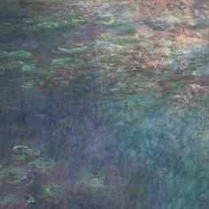 Claude Monet. Water Lilies. 1914-26 | MoMA