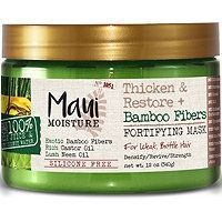 Maui Moisture Thicken & Restore Bamboo Fibers Fortifying Mask
