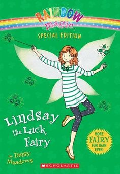Lindsay the Luck Fairy is the 5th fairy in the U.S Special Editions series. Lindsay the Luck...
