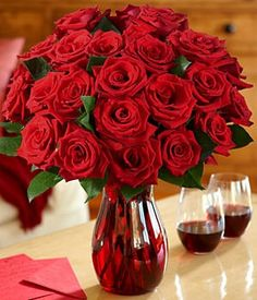 Red Red Roses