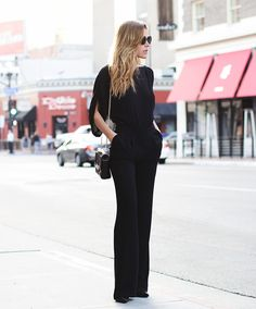 All black @Jenna Nelson Simmons