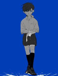 Boy Illustration, Character Illustration, Ichimatsu, Drarry, South Park, Kara, Detective, Cool Kids, Anime Art