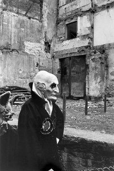 Josef Koudelka - Switzerland, Basel. 1980.