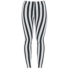Black and White Checked Leggings - Leggings etter Black and White Checked Leggings