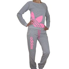 New Season   Adidas Neon Series Women Tracksuit     cotton material, comfortable, multiple neon colors   made in Europe, European sizes. (For US Choose one size bigger)