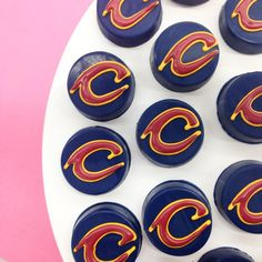 How about those CAVS?!  We'll have Cavs Oreos in the shop today and this…