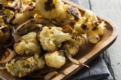 Enjoy this sweet and tangy miso roasted cauliflower recipe as a flavorful side dish or the main entree. It's that good!
