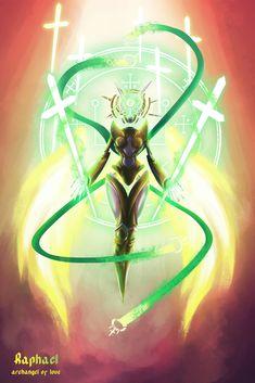 Fantasy Weapons, Fantasy Warrior, Anime Fantasy, Dark Fantasy Art, Magical Creatures, Fantasy Creatures, Angel Illustration, Anime Witch, Angel Warrior