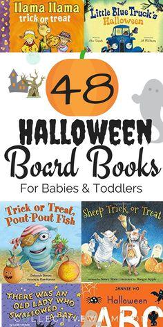 Halloween board book
