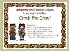 Inferential and Problem Solving Language Activity Pack - Nicole Allison - TeachersPayTeachers.com  $5