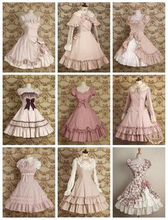 Dress kawaii