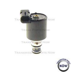 Honda transmission shift solenoid black connector 28400P6H013