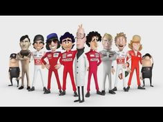 Tooned 50: The making of - YouTube Mobil by Chemical Corporation (UK) Ltd www.chemcorp.co.uk