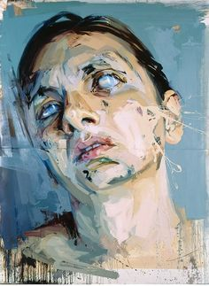 'Atonement Studies: Central Panel (Rosetta)' by Jenny Saville, 2005-06