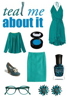 What color is teal?
