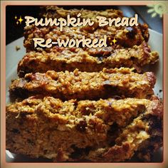 Check out this awesome healthy pumpkin bread recipe from Jennifer B using IsaLean French Vanilla: 3/4 cup pumpkin, 1 1/2 cup almond meal, 1 1/2 cup organic oats, 3 tbs flaxseed meal, 1 scoop IsaLean French Vanilla, 1 cup unsweetened applesauce, 1 tbs olive oil, 1/2 cup egg whites (or 2 eggs), 1 tbs baking powder, 3 tbs unsweetened vanilla almond milk, pumpkin pie spice, cinnamon, & added in handful each raisins & dry toasted almonds. Bake at 350F for 45-60 mins.