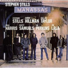 Stephen Stills - Manassas 180g 2LP