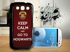 Samsung Galaxy S3 Hard Case  Harry Potter Keep by LuckybrewDesigns, $17.88