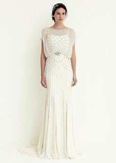 Bardot by Jenny Packham available at Canterbury Boutique Teokath of London