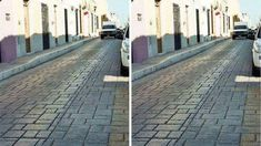 Aktuelles  http://ift.tt/2Eod1zE Internet-Hype: Optische Täuschung: Warum diese zwei Straßen das Netz verrückt machen #news