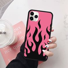 Ipod Cases For Girls, Girl Phone Cases, Cute Phone Cases, Iphone Phone Cases, Iphone 11, Phone Cover, Pink Iphone, Pink Fashion, Phones