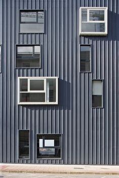 El Nodo Housing / Exit Architects