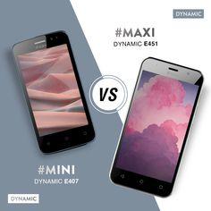 Mini VS Maxi: stesso dna, misure diverse per i nuovi #Dynamic twins di #NGM. Preferite la forza concentrata in un piccolo spazio dell' #E407 o la potenza ampia dell' #E451? #BeDynamic with Ngm