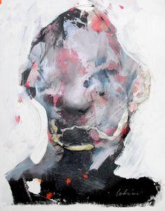 Daniel Lumbini - Study 2  interesting textures.