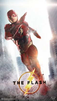 The Flash (Ezra Miller - Barry Allen)