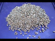 How I sort Gold, Palladium, Silver and Precious Metals after depopulating circuit boards - YouTube