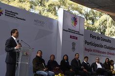 Al inaugurar el Foro de Consulta y Participación Ciudadana en Pátzcuaro, el gobernador de Michoacán convocó a los michoacanos a no temer al cambio, y decidirse a transformar el estado ...
