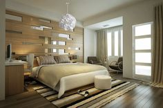 Amazing Home design is actually really great because it use a Amazing theme where it can make our Home looks great. Check the latest Amazing Home design by reading Modern Master Bedroom Color Ideas Suitable For Your Retreat) Mid Century Modern Bedroom, Modern Master Bedroom, Modern Bedroom Decor, Stylish Bedroom, Master Bedroom Design, Contemporary Bedroom, Bedroom Designs, Bedroom Ideas, Modern Bedrooms