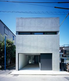 apollo architects and associates: grow - a family home in downtown tokyo | designboom {Another great living space for us to live in as well.}