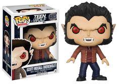 Pop! Television - Teen Wolf - Scott McCall (Werewolf)