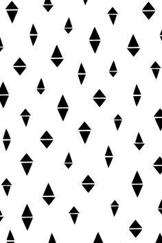 Iphone 5 Wallpaper, Wallpaper Size, Pattern Wallpaper, Wallpaper Ideas, Motifs Textiles, Textile Patterns, Vogue Covers, Pretty Patterns, White Patterns